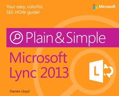 Microsoft Lync 2013 Plain & Simple (Paperback)