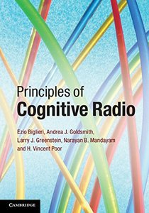 Principles of Cognitive Radio (Hardcover)-cover