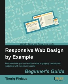 Responsive Web Design by Example (Paperback)-cover