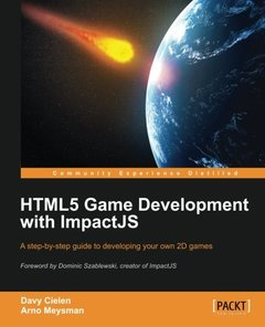 HTML5 Game Development with ImpactJS-cover