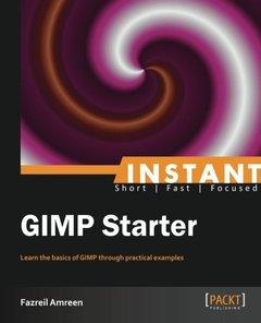 Instant GIMP Starter-cover