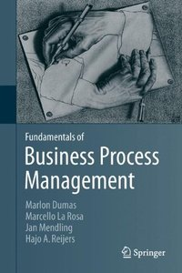 Fundamentals of Business Process Management (Hardcover)-cover