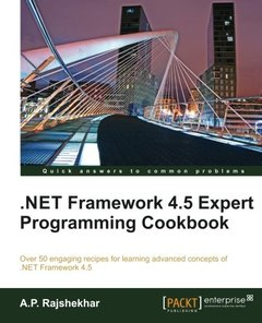 .Net Framework 4.5 Expert Programming Cookbook-cover