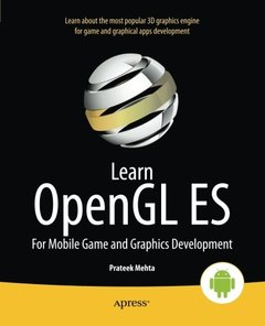 Learn OpenGL ES: For Mobile Game and Graphics Development (Paperback)-cover