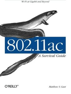 802.11ac: A Survival Guide (Paperback)-cover