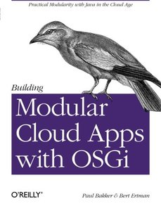 Building Modular Cloud Apps with OSGi (Paperback)-cover