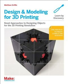 Design and Modeling for 3D Printing-cover