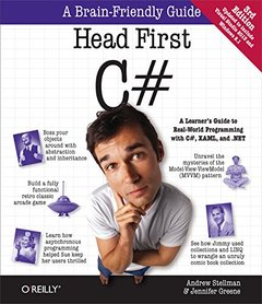 Head First C#, 3/e (Paperback)-cover