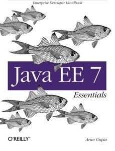 Java EE 7 Essentials (Paperback)-cover