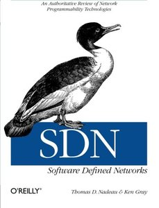 SDN: Software Defined Networks (Paperback)-cover