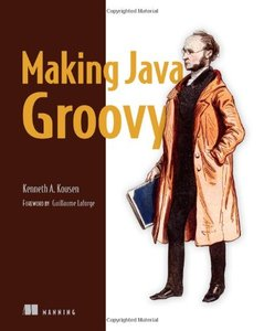 Making Java Groovy (Paperback)-cover