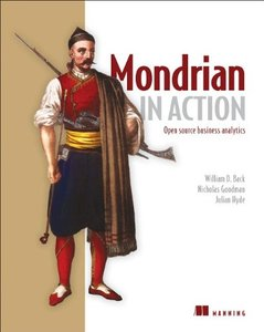 Mondrian in Action: Open source business analytics (Paperback)-cover
