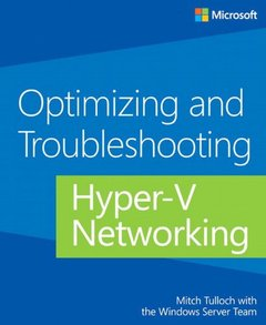 Optimizing and Troubleshooting Hyper-V Networking (Paperback)-cover