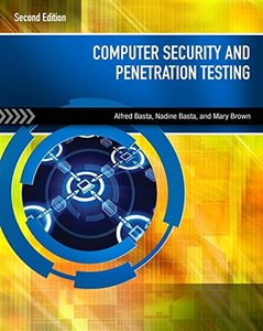 Computer Security and Penetration Testing, 2/e (Paperback)-cover