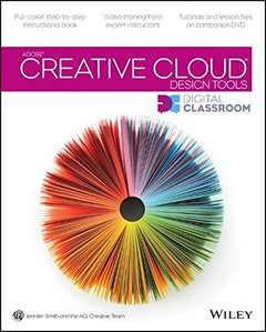 Adobe Creative Cloud Design Tools Digital Classroom (Paperback)-cover