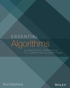 Essential Algorithms: A Practical Approach to Computer Algorithms (Paperback)-cover