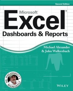 Excel Dashboards and Reports, 2/e (Paperback)-cover