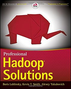 Professional Hadoop Solutions (Paperback)-cover