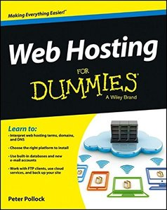 Web Hosting For Dummies (Paperback)-cover