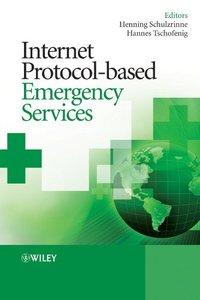 Internet Protocol-based Emergency Services (Hardcover)