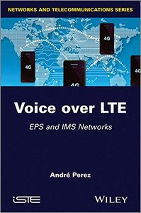 Voice over LTE: EPS and IMS Networks (Hardcover)-cover