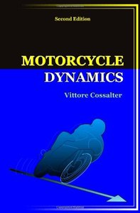 Motorcycle Dynamics, 2/e (Paperback)-cover