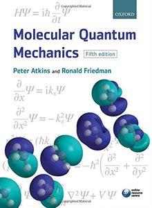 Molecular Quantum Mechanics, 5/e (Paperback)