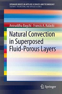 Natural Convection in Superposed Fluid-Porous Layers (Paperback)-cover