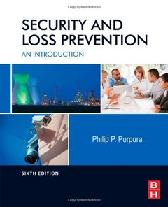 Security and Loss Prevention, 6/e : An Introduction (Hardcover)-cover