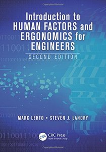 Introduction to Human Factors and Ergonomics for Engineers, 2/e (Hardcover)