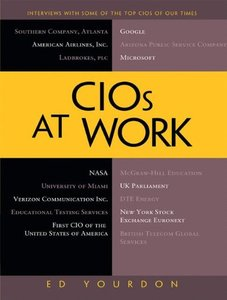 CIOs at Work (Paperback)-cover