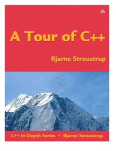 A Tour of C++ (Paperback)-cover