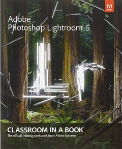 Adobe Photoshop Lightroom 5 Classroom in a Book (Paperback)-cover