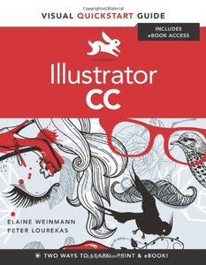 Illustrator CC: Visual QuickStart Guide (Paperback)-cover