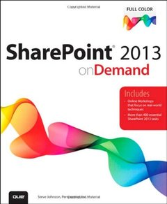 SharePoint 2013 on Demand (Paperback)-cover