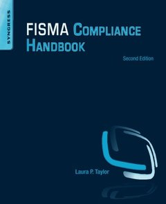FISMA Compliance Handbook, 2/e (Paperback)-cover