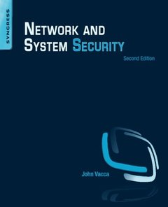 Network and System Security, 2/e (Paperback)-cover