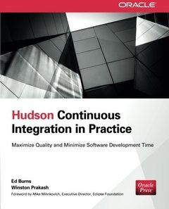 Hudson Continuous Integration in Practice (Paperback)-cover