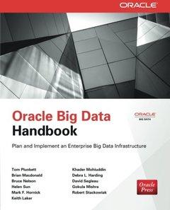 Oracle Big Data Handbook (Paperback)-cover
