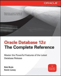Oracle Database 12c The Complete Reference (Hardcover)-cover