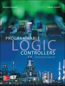 Programmable Logic Controllers: Industrial Control (Hardcover)-cover