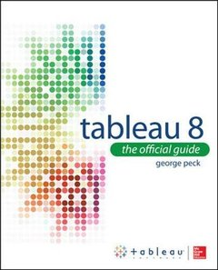 Tableau 8: The Official Guide (Paperback)-cover