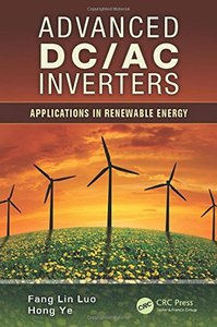 Advanced DC/AC Inverters: Applications in Renewable Energy (Hardcover)-cover