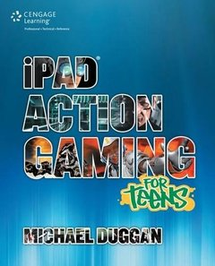 iPad Action Gaming for Teens (Paperback)-cover