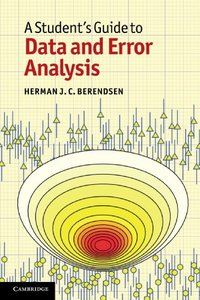 A Student's Guide to Data and Error Analysis (Paperback)