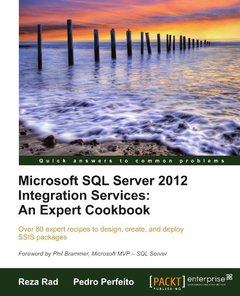Microsoft SQL Server 2012 Integration Services: An Expert Cookbook-cover