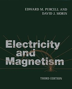Electricity and Magnetism, 3/e (Hardcover)-cover