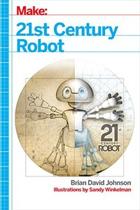 21st Century Robot: The Dr. Simon Egerton Stories (Paperback)-cover