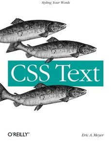 CSS Text (Paperback)-cover