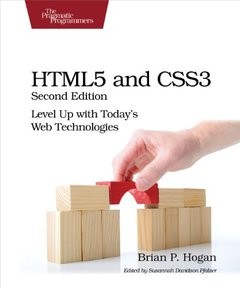 HTML5 and CSS3: Level Up with Today's Web Technologies, 2/e (Paperback)-cover